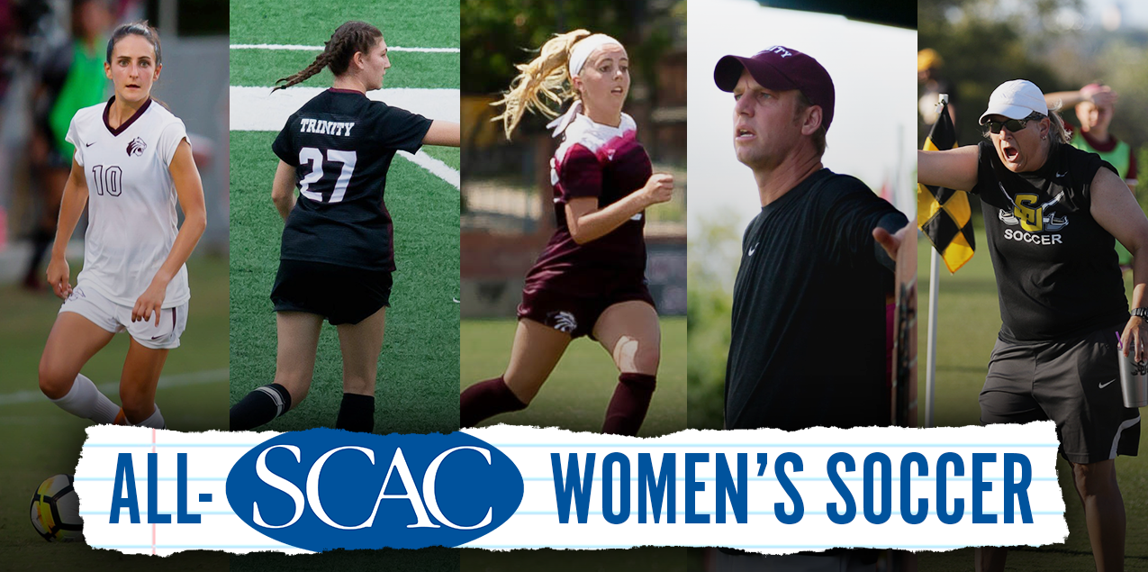 Trinity's Cole, Canepa Highlight 2018 All-SCAC Women's Soccer Selections