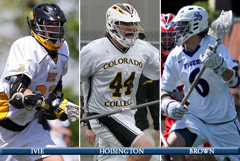 SCAC Announces 2011 All-SCAC Men's Lacrosse Teams