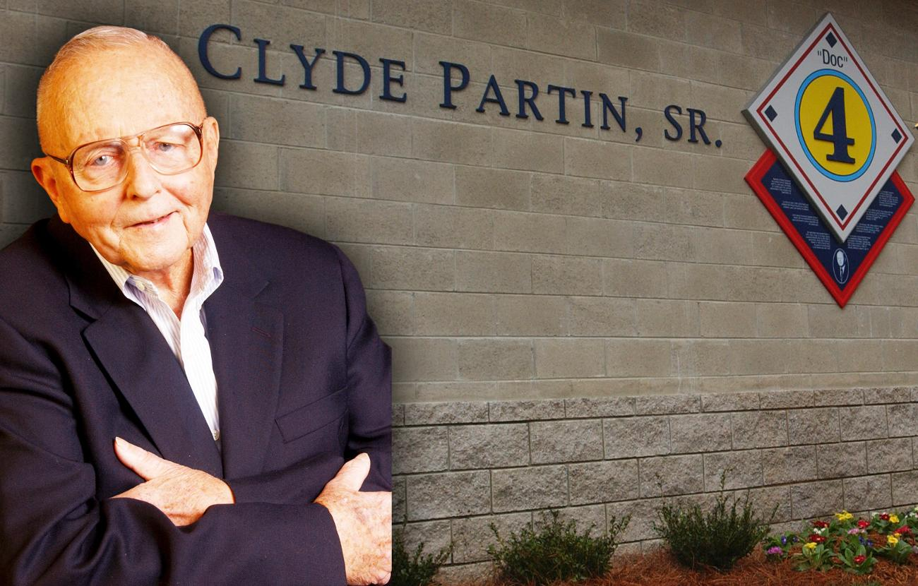 10th Annual Clyde 'Doc' Partin Memorial Golf Tournament Set for September 15th