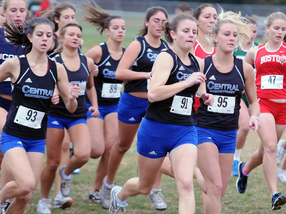 Women's XC Receives All-Academic Team Honors