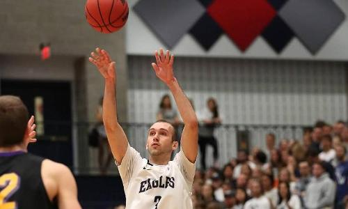 Riester Named All-Region by D3Hoops.com