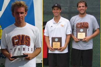 Stags Win National Titles In Singles/Doubles