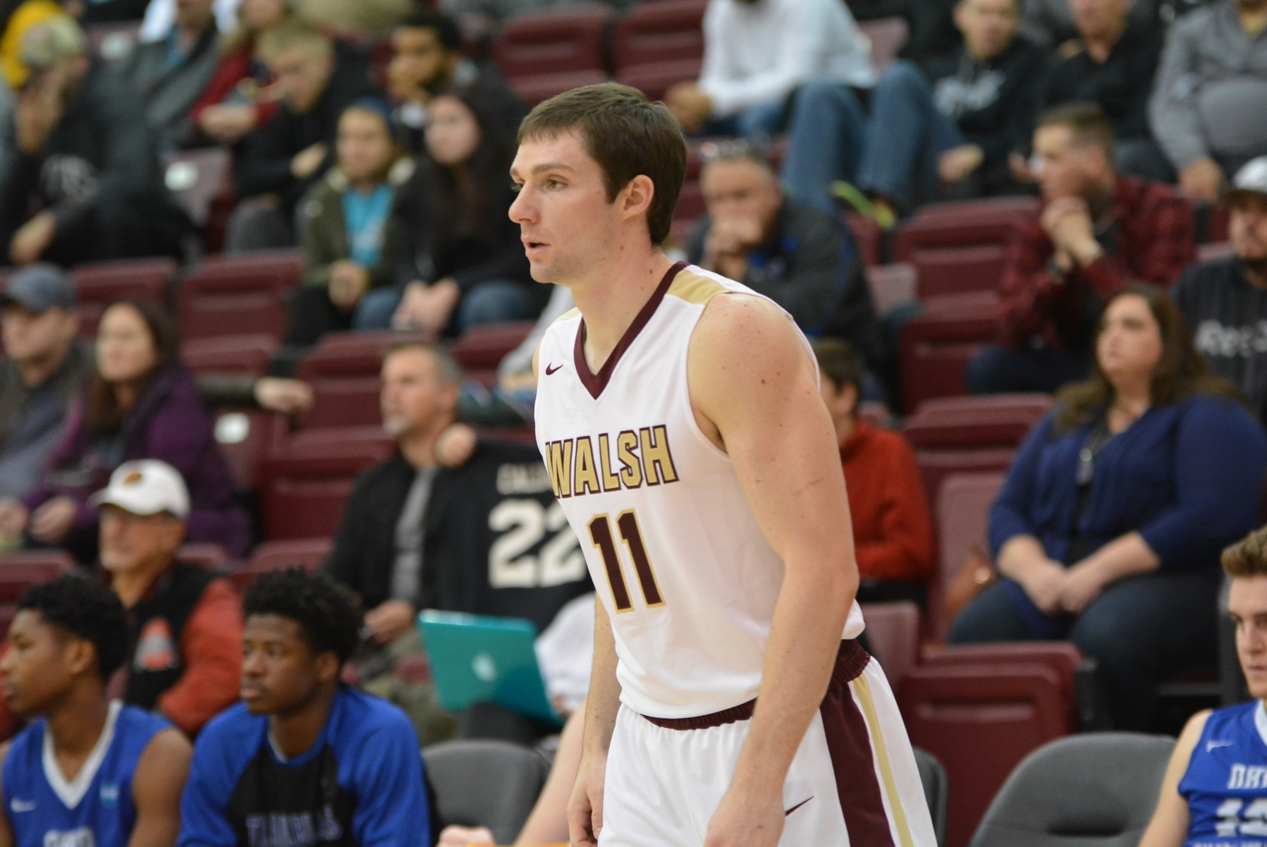 Second Half Rally Not Enough For Walsh vs. Findlay