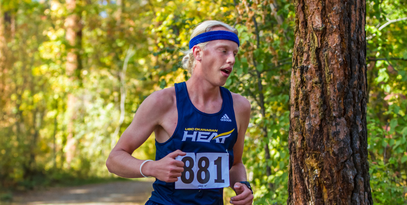 Heat cross country in Victoria for second race of the year