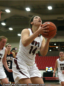 DeSales Too Much for Women's Basketball at D3hoops.com Classic