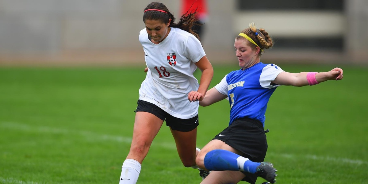 Nicole Brodkowitz got the Cardinals on the board, scoring the first goal (Steve McLaughlin).