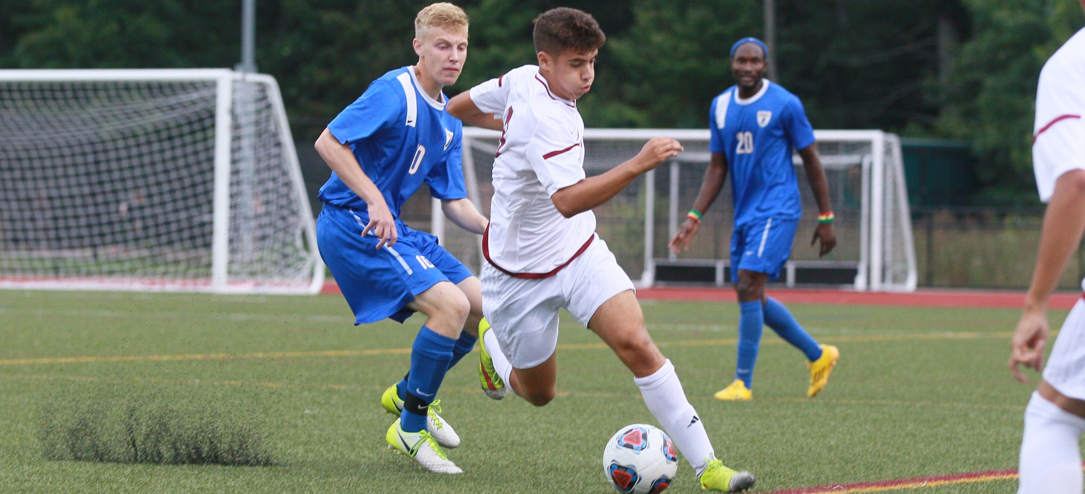 Men's Soccer Falls To Roger Williams In Non-Conference Action