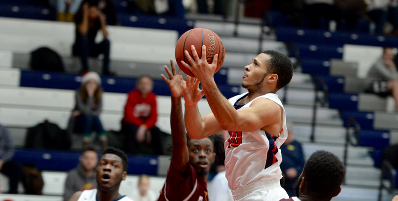 Mike Wells had 14 points and three assists for the Cardinals in their victory over the Marauders...