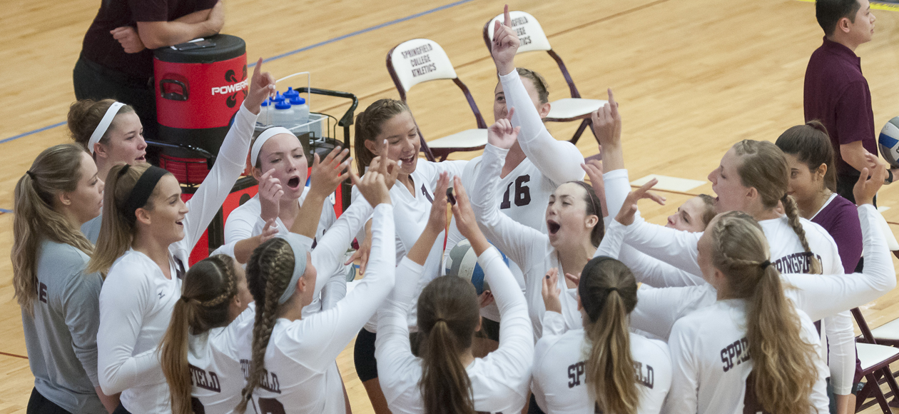 Women's Volleyball Wins Stevens Invitational