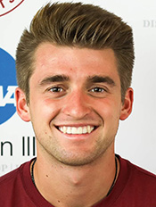 Paul Monson, Southern Virginia, Men's Tennis, Sophomore