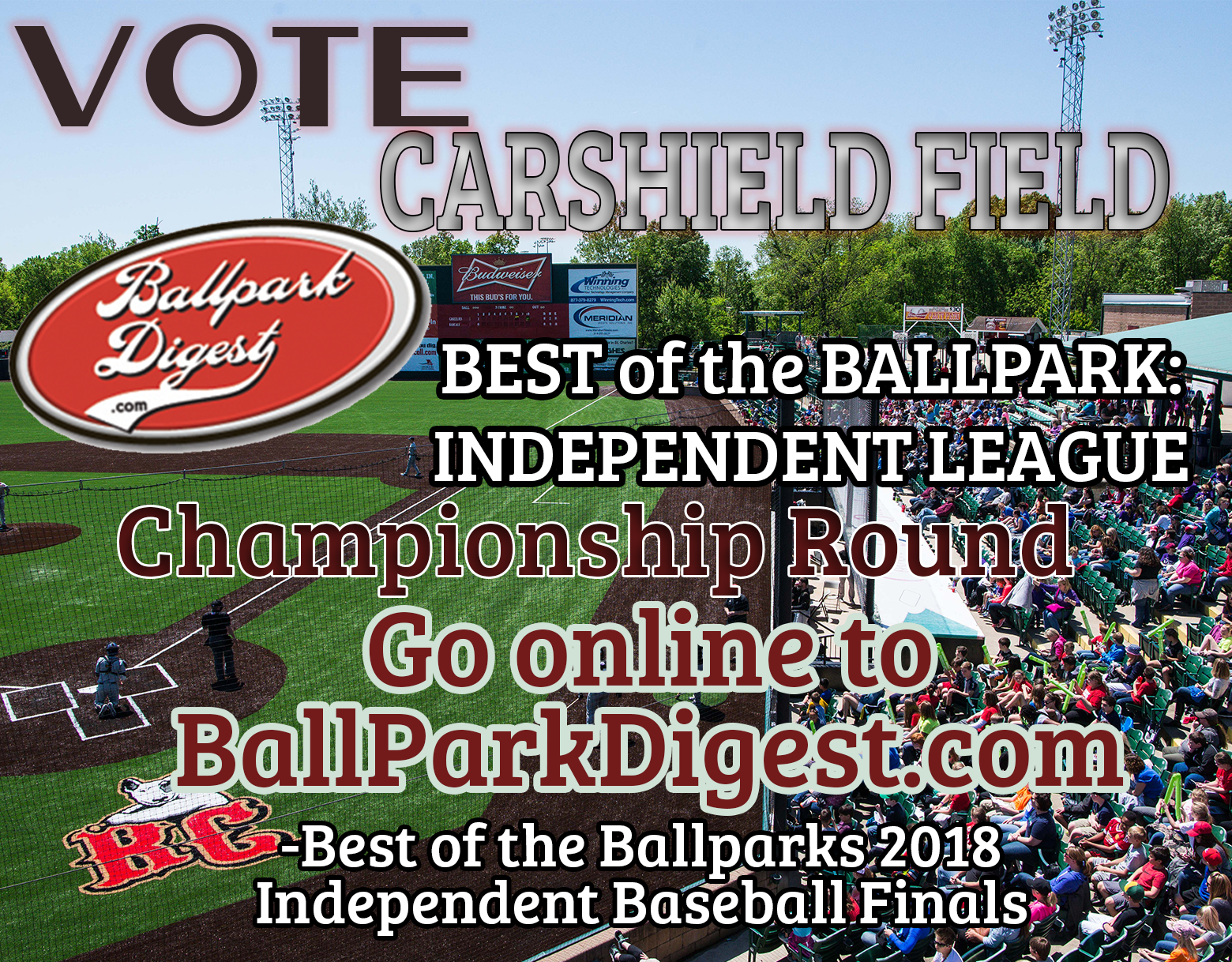 Best of the Ballparks Voting: Final Round