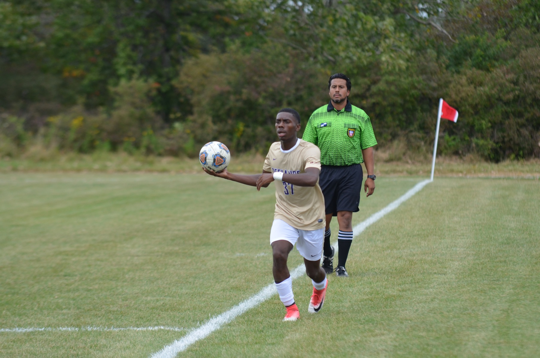 Defiance Cruises Past Anderson University 6-0