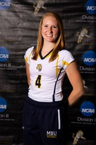 Hansel awarded Association of Division III Independents women's volleyball Player of the Week