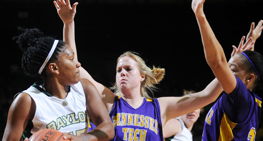Tech women's basketball team back  in practice for 2010-11 season