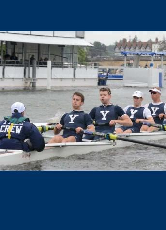 Yale Falls to Oxford Brookes