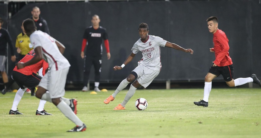 Men's Soccer Travel East To Take On No. 25 Old Dominion on Friday