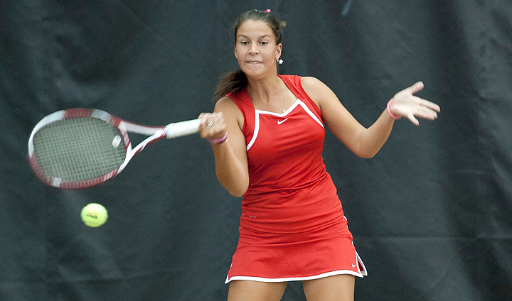 Bulldog Women's Tennis Falls To West Michigan Rival GVSU