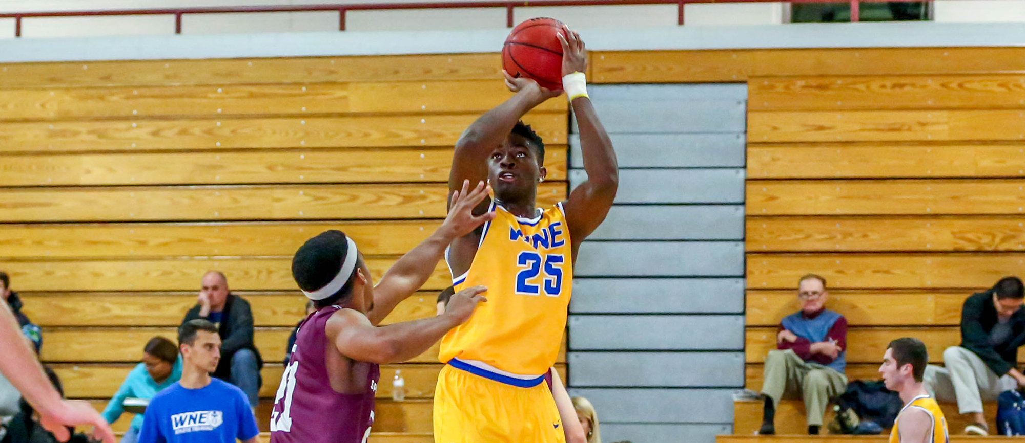 Second Half Runs Fuel Western New England's 73-58 Victory over Wheaton