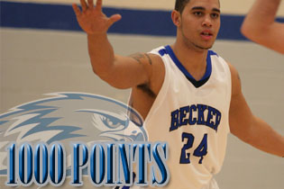 Jacobs Nets 1,000 Points