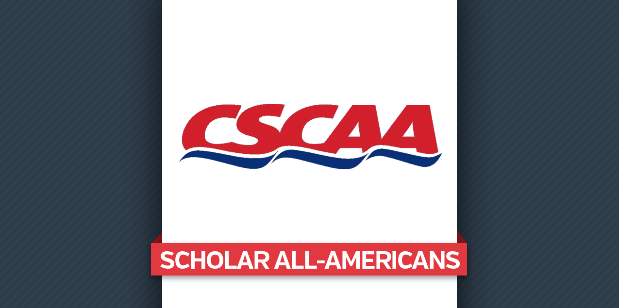 Nine SCAC Student-Athletes Earn CSCAA Scholar All-America Honors