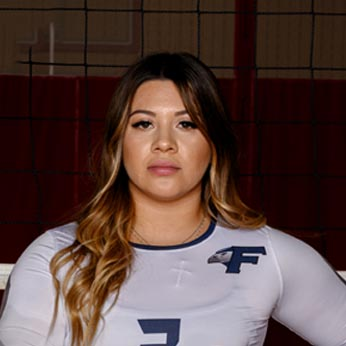 Cynthia Huerta - Women's Volleyball