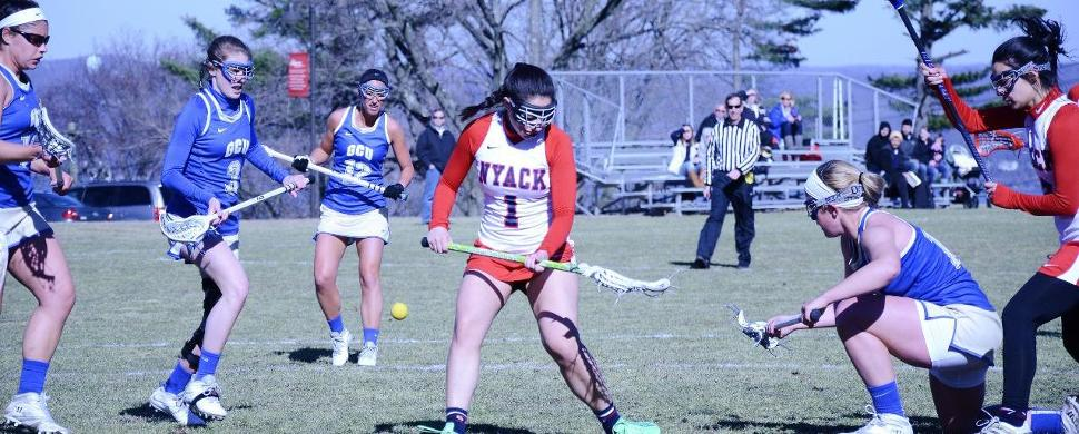 Warrior Lacrosse Upended In CACC Action To Georgian Court