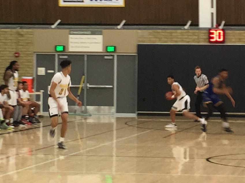 Mariners Outgun Mendocino College 90-60