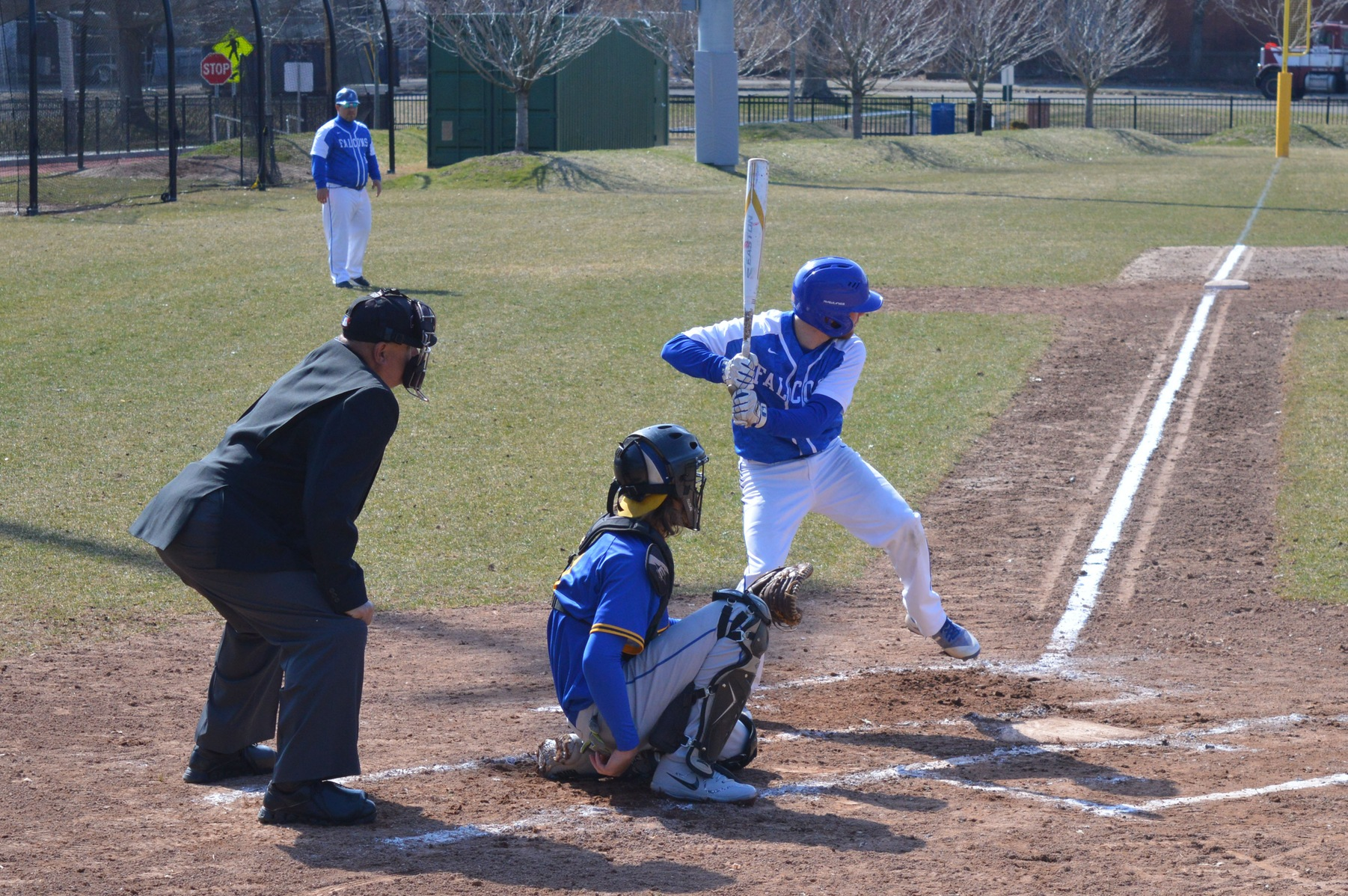 Baseball Erupts for 34 Runs in Doubleheader Sweep Against RIvier