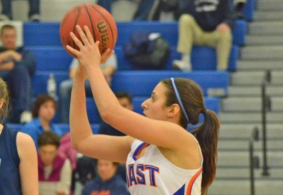 Big second half propels Smith past Coast Guard
