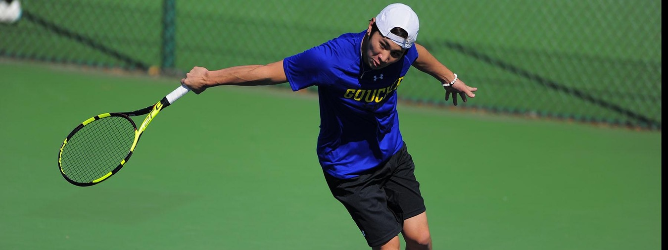 Goucher Men's Tennis Edged By Virginia Wesleyan, 5-4