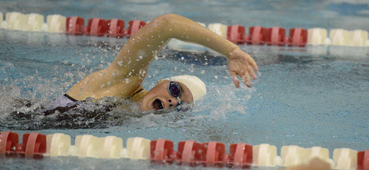 Women's Swimming and Diving Powers Past Wheaton and Keene State