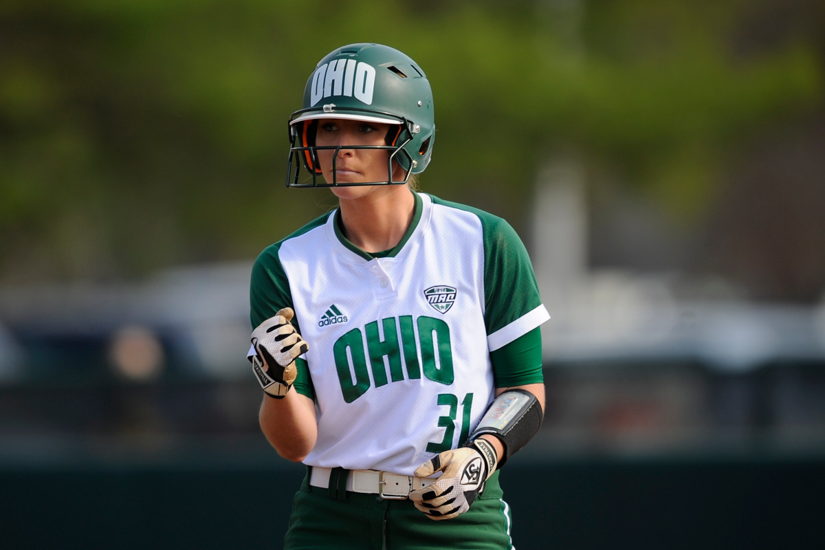 Offense Powers Ohio Softball to Doubleheader Sweep of Akron