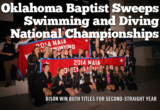 2014 NAIA Men's and Women's Swimming & Diving National Championship Day Four Recap