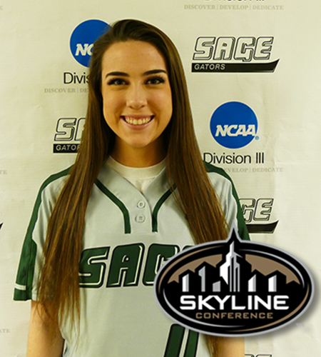 Hart Named Skyline Pitcher of the Week