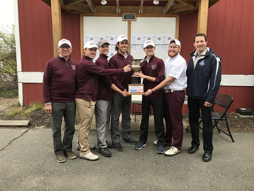 HACC Golf Takes 1st at the Regional Qualifier