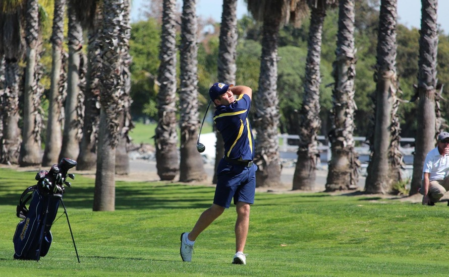 Men's Golf Rounds Out Top-5 at SoCal Preview
