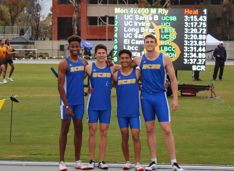 Gauchos Host Cal Poly and UC Riverside at Home