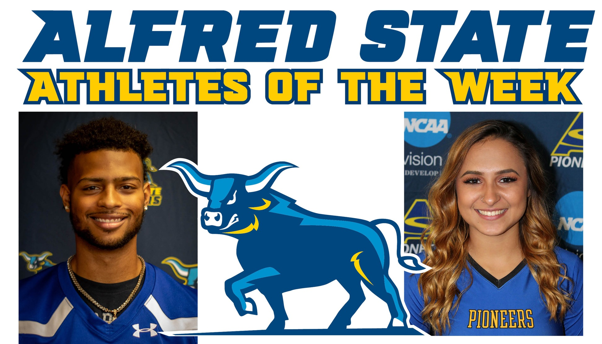 Jalen Long and Madison Webster named Athletes of the Week - 9/4