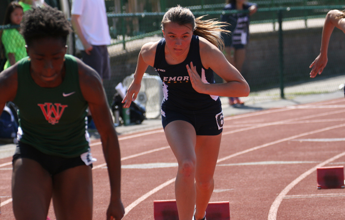 Women's Track & Field Finish Fourth at Emory Invite to Open Outdoor Season
