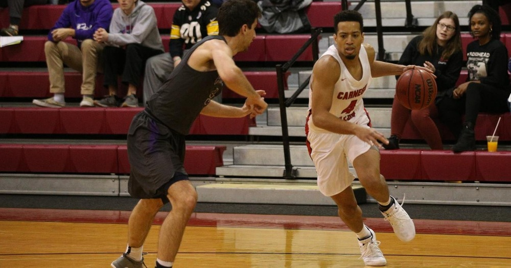 Late Lead Lost as Tartans Fall 79-71 to #9 Hamilton