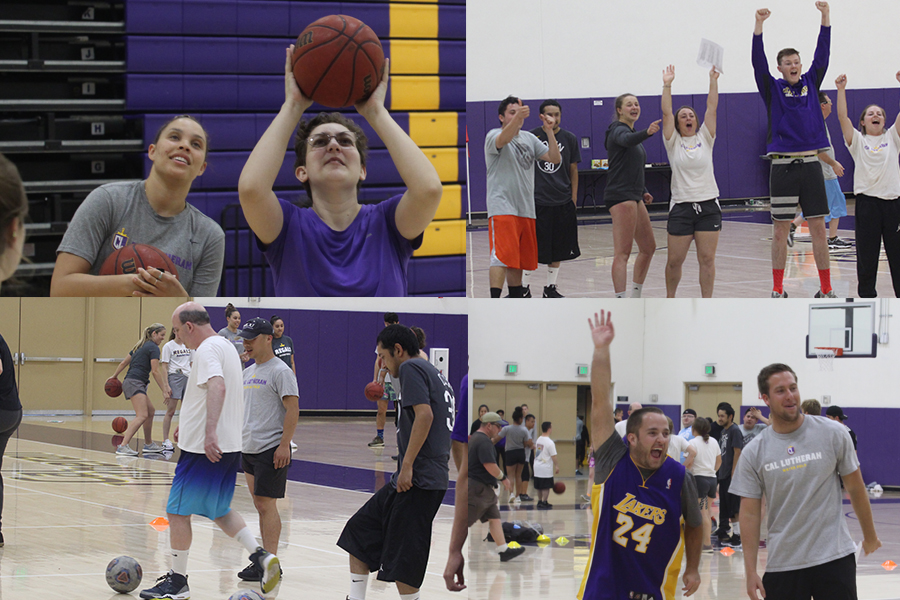 Cal Lutheran Student-Athletes Host Event for Special Olympics Athletes