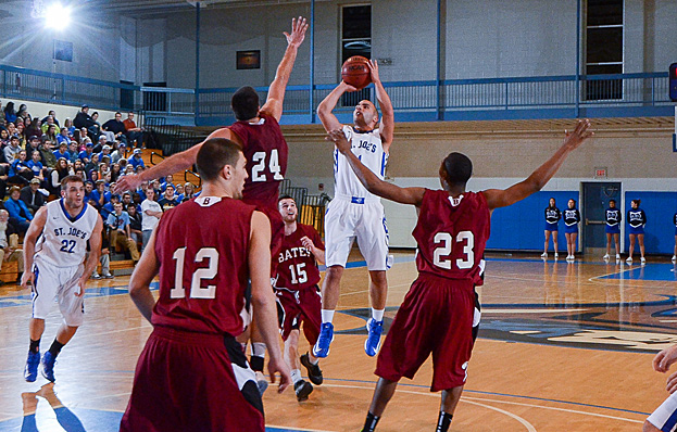 Wildcats Hold Off Monks, 60-56
