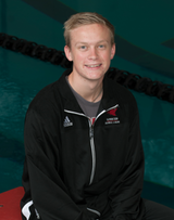Diepholz named Association of Division III Independents men's swimming Student-Athlete of the Month