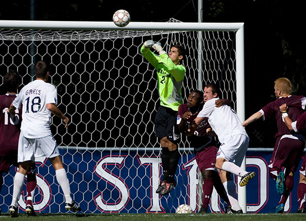 Santa Clara Men's Soccer Ranked Among Nation's Top 30