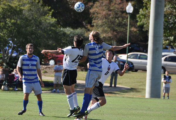 Men's Soccer: Christopher Newport cruises past Panthers 6-0