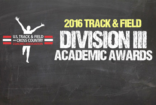 All-Academic Track & Field Teams, Individuals From NACC Honored By USTFCCCA