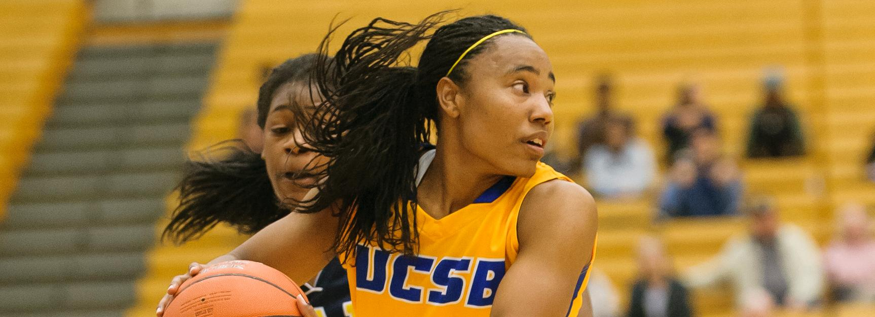 Gauchos Could Not Keep Up with CSUN in 64-46 Loss