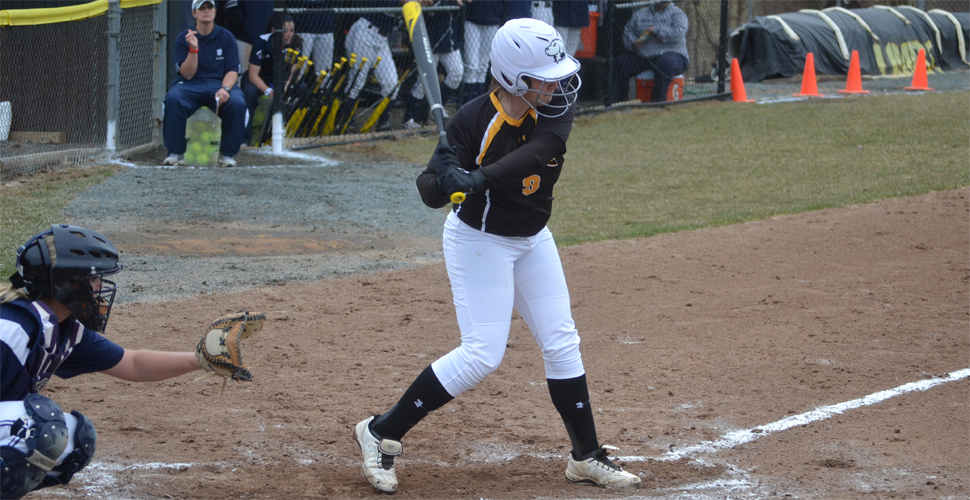 Softball Blanks Maine in Series Opener, 3-0