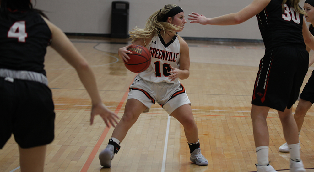 Women's basketball cruises past Principia