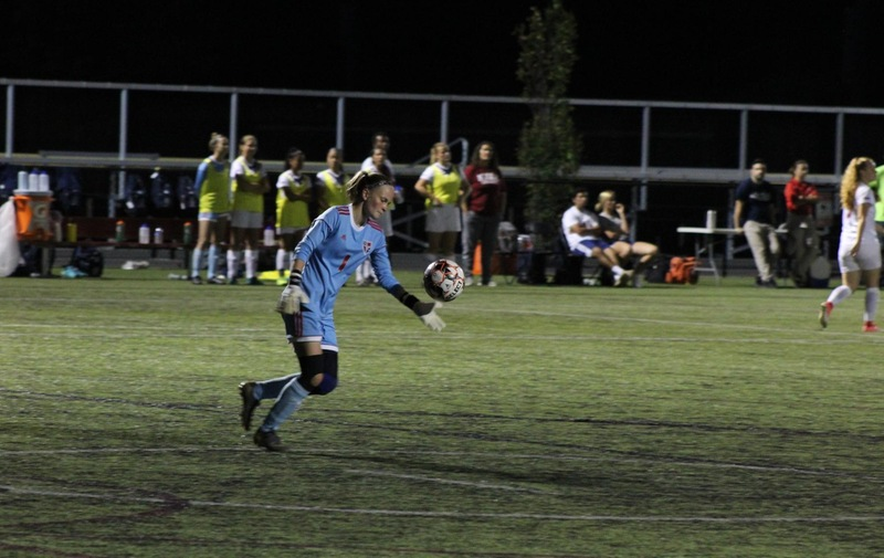 Warriors Women's Soccer Falls to Georgian Court